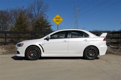 mitsubishi evolution 1 2015 mitsubishi lancer evolution final edition first drive