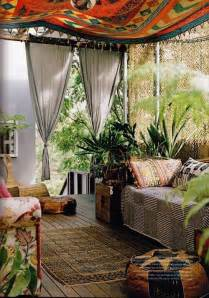 thatbohemiangirl my bohemian home outdoor spaces