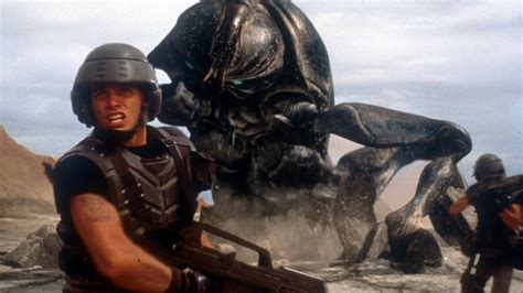 starship troopers starship troopers reboot in the works exclusive hollywood reporter