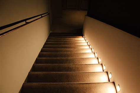stair lighting led 120v led lights louver rectangular accent
