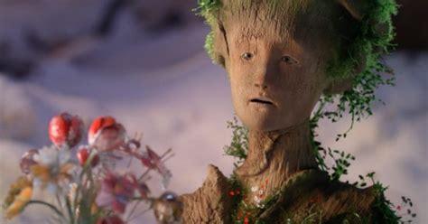 king winter woos mother earth  interfloras sweet sad love story adweek