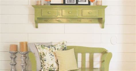 Wainscoting Ideas For Bathroom Cottage Boarded Walls Amp Diy Brick Snippets Of Design