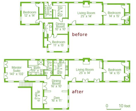 feels like home floor plans