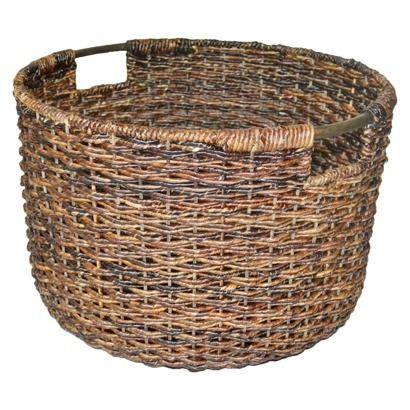 large basket for storing throw pillows best 25 storing blankets ideas on blanket