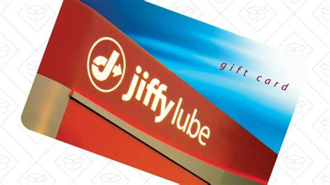Jiffy Lube Gift Card - grab this discounted jiffy lube gift card to save 10 on your next oil change