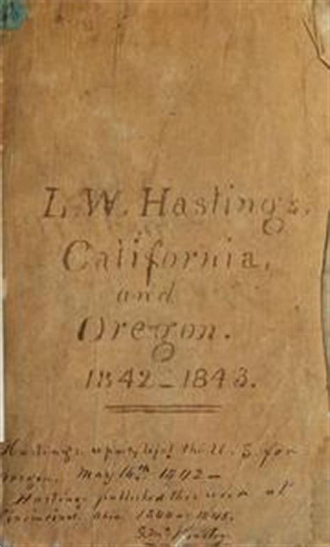 the emigrants guide to oregon and california 1845