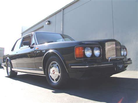 bentley turbo r custom bentley turbo r hooper coupe