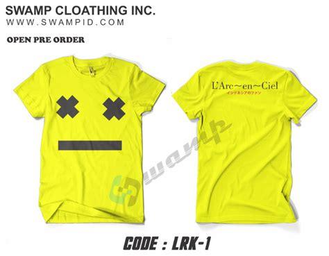 Kaos Larc En Ciel Kaos Laruku Lover Kaos Anime Keren Kaos Katun muhrokib net pre order ready stok tshirt baju kaos l arc en ciel laruku
