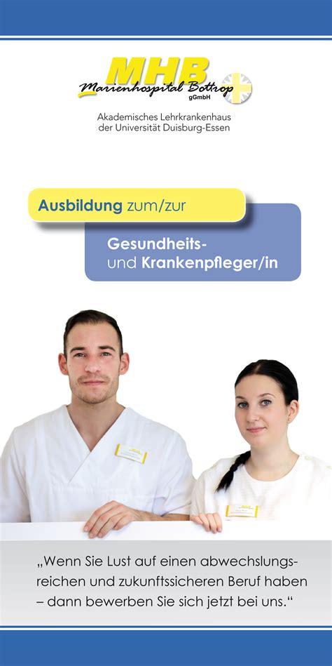 Bewerbungsschreiben Ausbildung Pflegeassistent Ausbildung