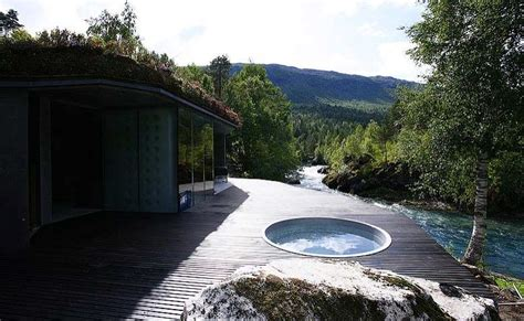juvet landscape hotel in valldal west