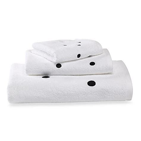 kate spade bed bath and beyond kate spade new york deco dot bath towel bed bath beyond