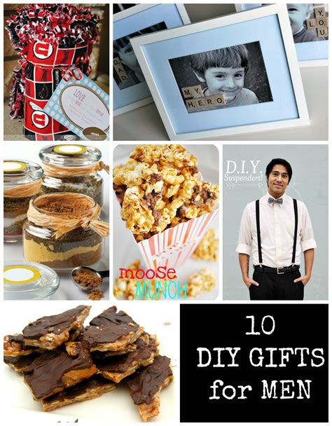 diy gifts for guys 10 diy gifts for the guys in your somewhere in