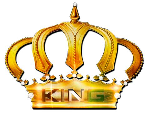 design is king king crown logo clipart best