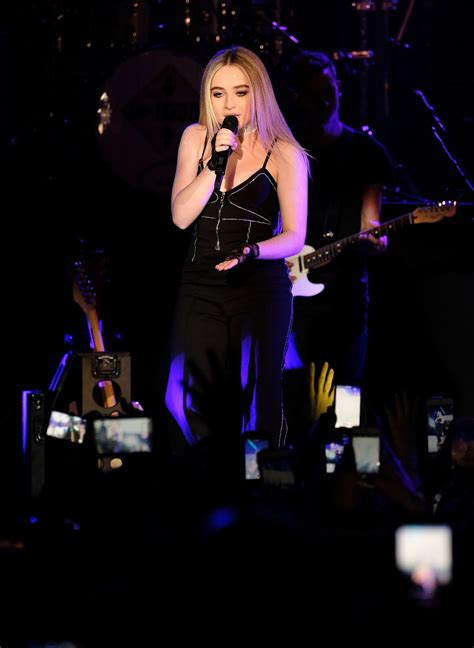 Performs At House Of Blues by Sabrina Carpenter Performs At House Of Blues In Anaheim 07