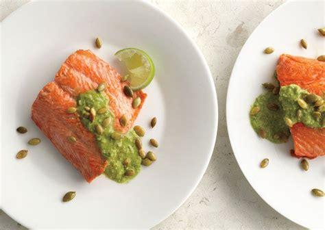 Cilantro Pesto Detox Recipe by 93 Best Salmon Recipes Images On