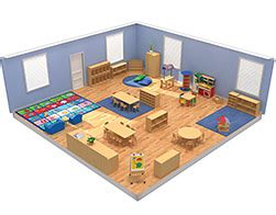 classroom layout for 2 year olds complete classrooms 174 home at lakeshore learning