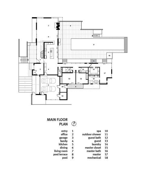 plano de casa de un piso 005jpg dise 241 o de casa de un piso moderna planos construye hogar