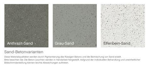 Farbe Auf Beton by Kleine Eckige Beton Pendelle In Verschiedenen Zement