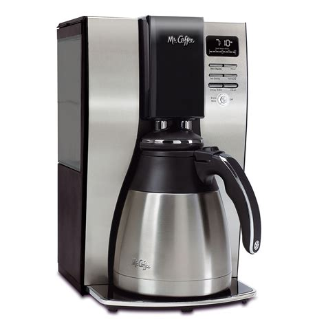 Mr. Coffee® Optimal Brew? 10 Cup Programmable Coffee Maker with Thermal Carafe