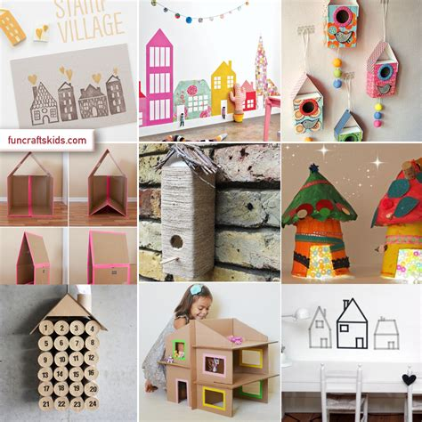 lilbrownhouse diy and crafts house themed crafts up crafts