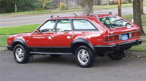 jeep eagle sx4 last of the line 61k mile 1983 eagle wagon 4 215 4 bring a