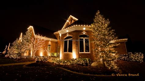 residential gallery classic christmas lights