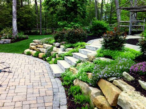 stepped garden design ideas step up your garden 171 masterplan outdoor living