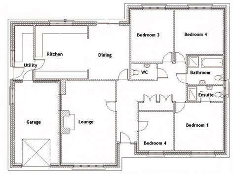 pool house plans with bedroom 4 bedroom house with pool 4 bedroom house floor plans
