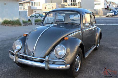 volkswagen beetle restored