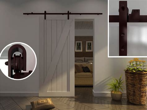 barn door interior hardware modern barn door hardware for wood door traditional