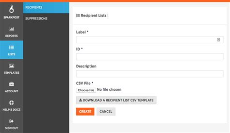 format file lit uploading and storing a recipient list as csv file sparkpost