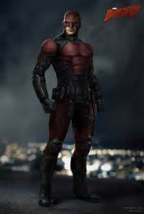 Ultron Costume Netflix S Daredevil Costume Was Almost A Lot More Faithful To The Comics