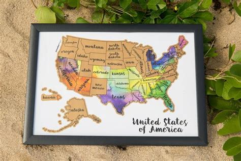 map your travels scratch your travels 174 usa map suade llc