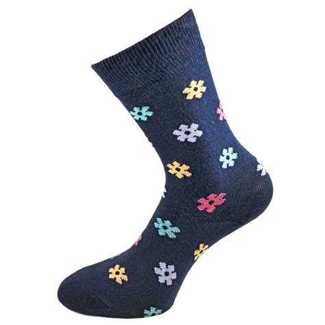 navy patterned socks hj hall navy blue floral patterned women s socks from ties