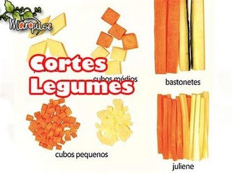 corte en sifflet minuto marquise 68 diversos tipos de cortes dos legumes
