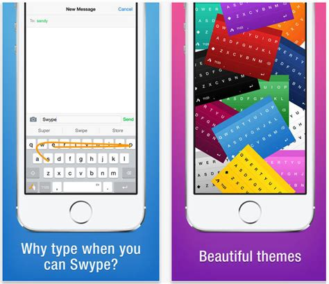 apps swype themes swype keyboard for ios adds support for canadian french