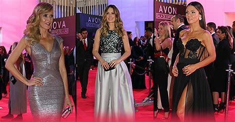 premios tv y novelas 2 016 as 237 lucieron los famosos en los premios tvynovelas
