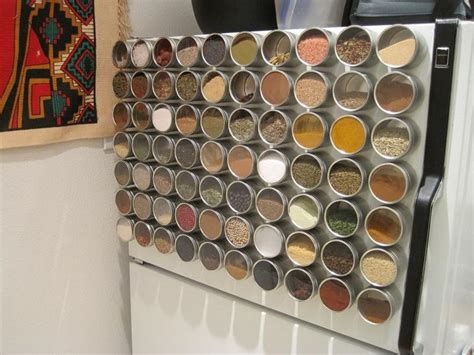 Large Magnetic Spice Rack cabinet shelving large magnetic spice rack organizer how to build spice rack organizer diy