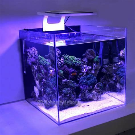 lade acquario led illuminazione a led per acquari marini lada a led per