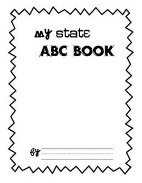 1000 Images About Us State Report On Pinterest Us States Research Projects And Research Skills Abc Book Project Template