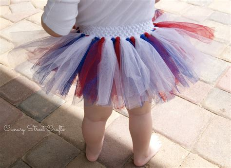 How To Make A Tulle by How To Make A No Sew Tulle Tutu Skirt Canary Crafts