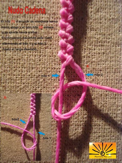 nudos de macrame best 25 macrame knots ideas on pinterest macrame