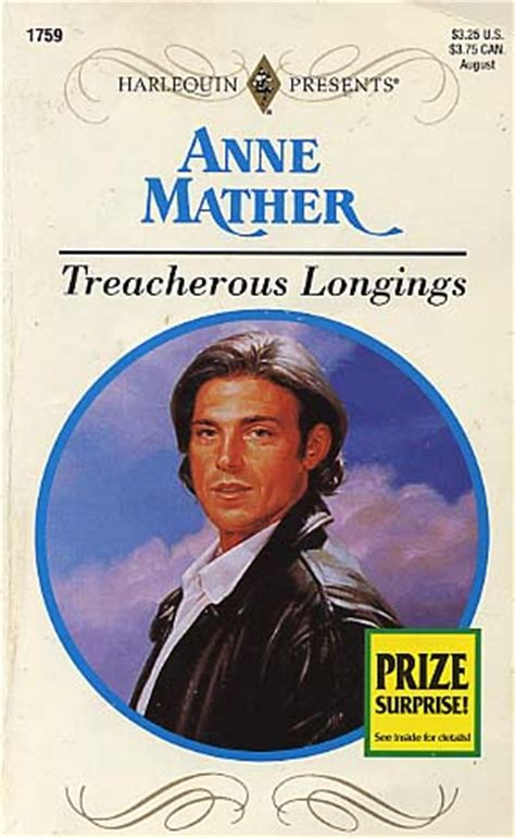 Harlequin Secret Longings treacherous longings by mather fictiondb