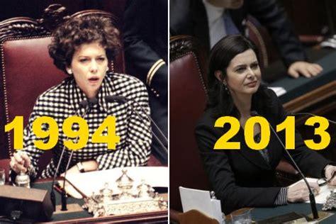 attuale presidente della dei deputati l italia nei discorsi di due donne alla presidenza della