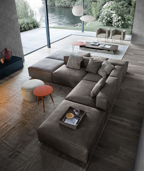 Wohnzimmer Sofa Modern by So Platzieren Sie Ihr Sofa Richtig Im Wohnzimmer