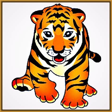 imagenes de un jaguar en caricatura imagenes de tigres bebes caricaturas archivos fotos de