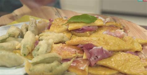 ricette di cucina di benedetta parodi ricette benedetta parodi prepariamo la millefoglie di