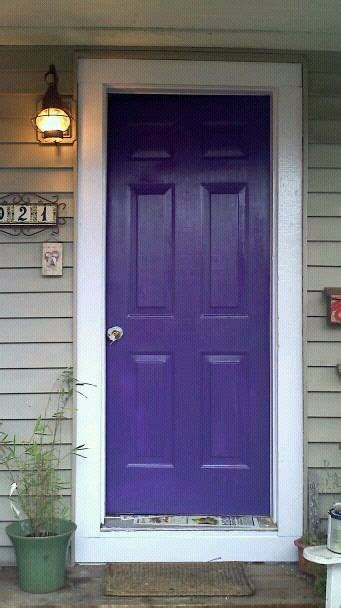 door accent colors for greenish gray 20 best ideas about purple door on pinterest purple