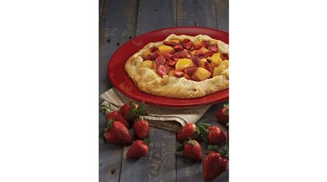 Country Style Fruit Tart Easy Amp Quick Recipe Electrolux