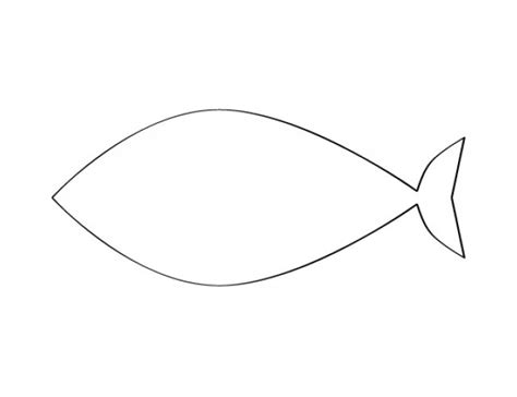 fish template printable free fish template 50 free printable pdf documents